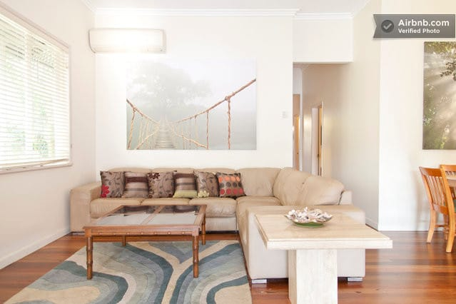 Comfortable Luxury WiFi aircon tv