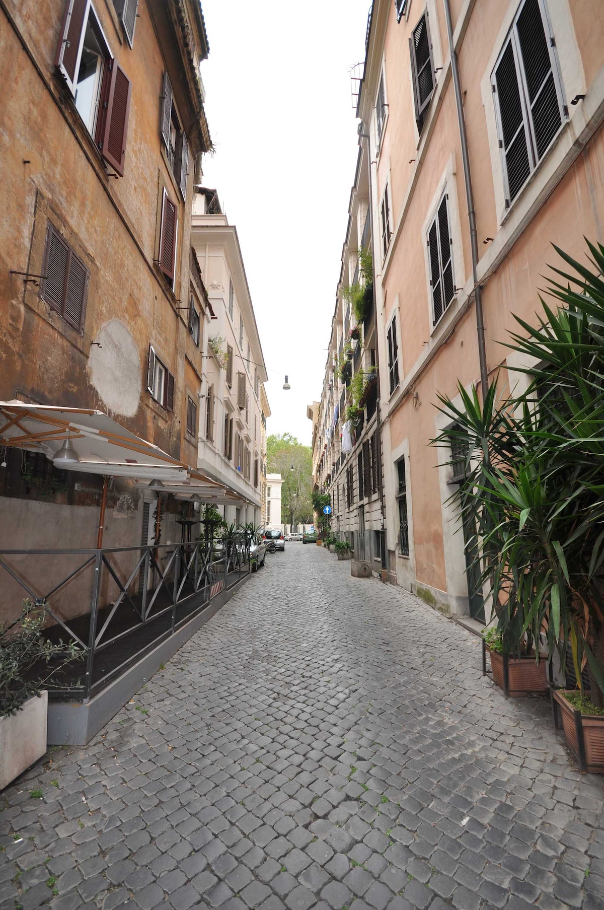 "Trastevere Twins'House - The ""Ripa"""