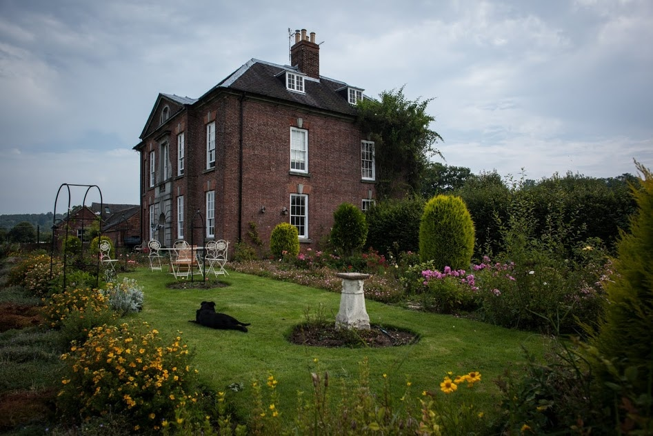 Georgian Manor House near Ashbourne