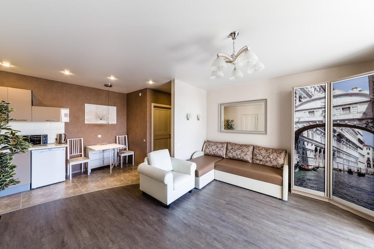 Красивая квартира в центре Спб