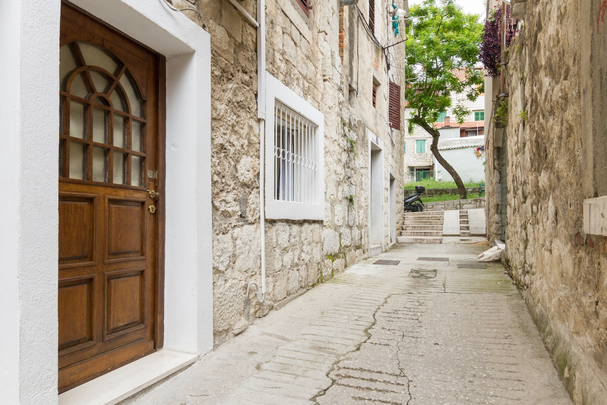 Old town apartment Vrlic, Split