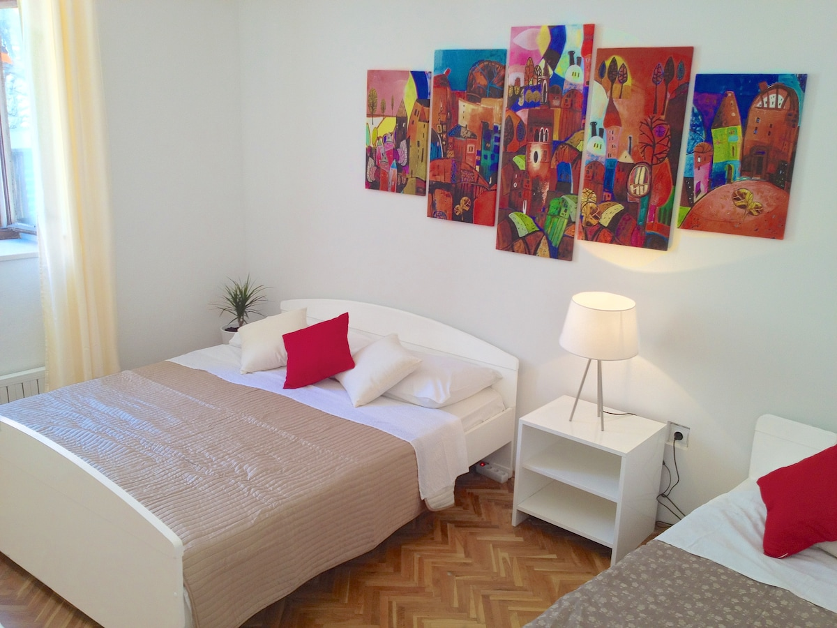 Old Town Center - Double Room - 5