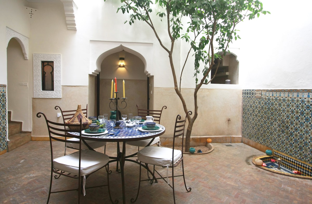 Your own private exclusive riad!