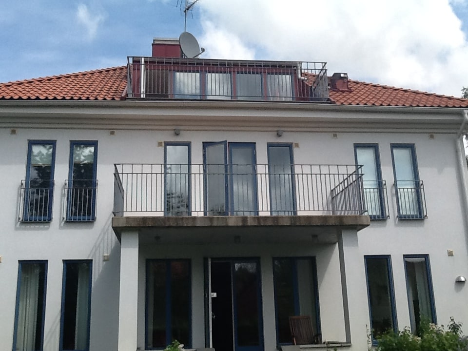Härligt studentrum i villa !