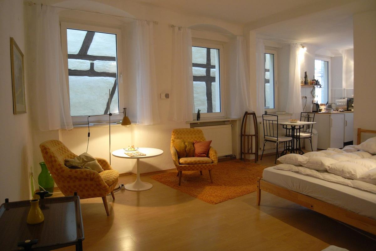 ☼ Stilvolles Apartment im Altbau