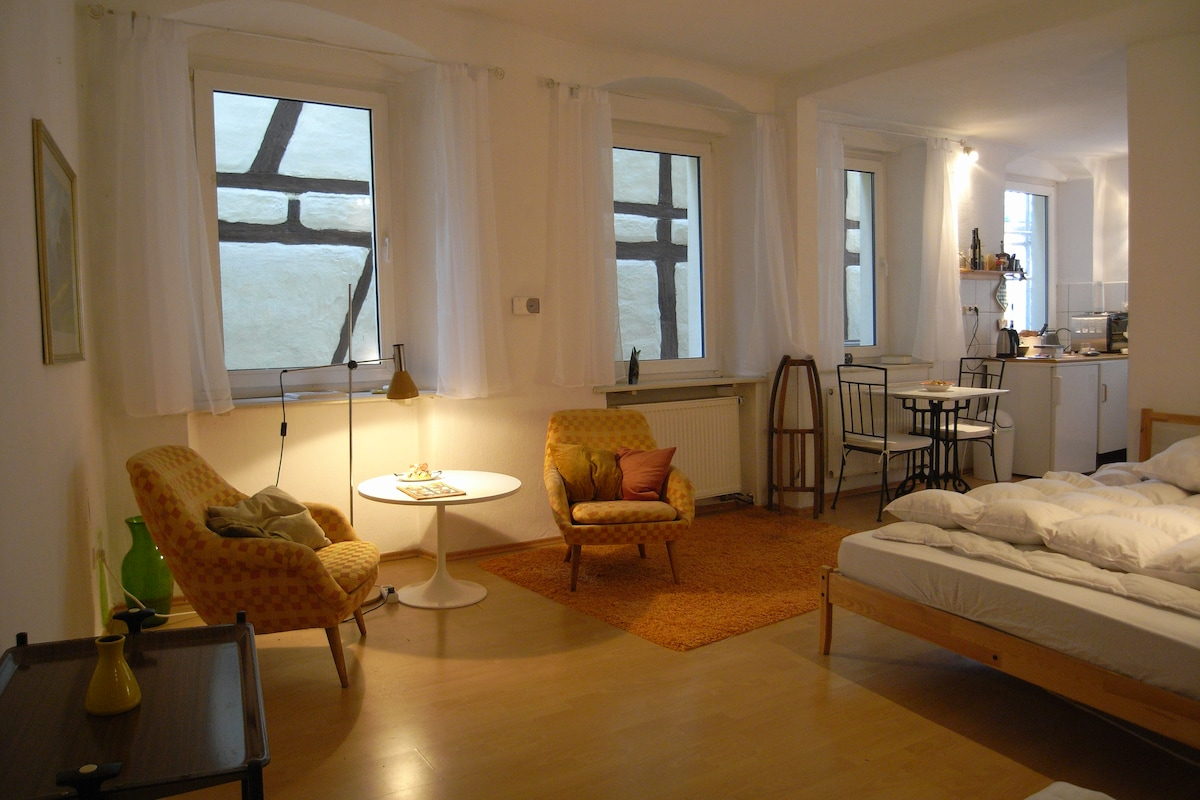 ☼ Stylish Apartment in Old Building