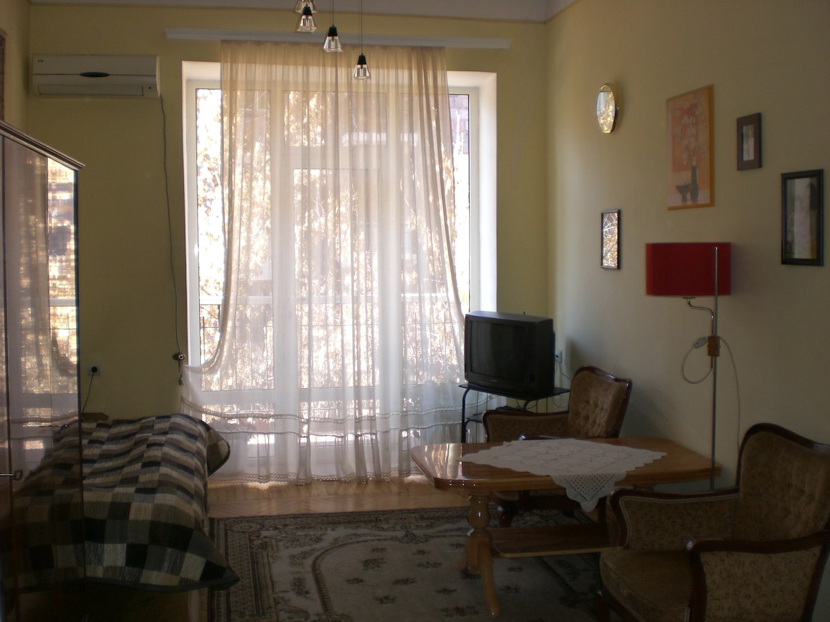 The Second Room in Apartment in The Heart of Yerevan