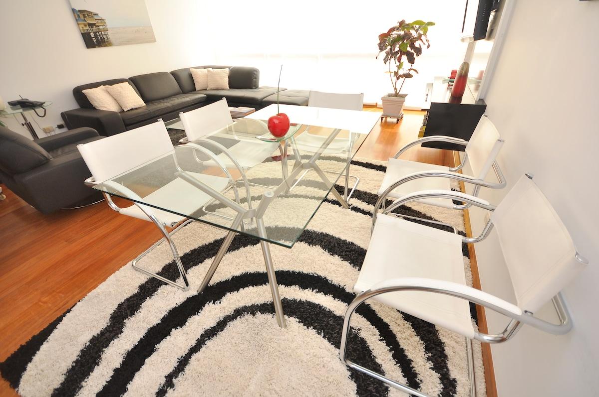 Duplex apartment in Miraflores