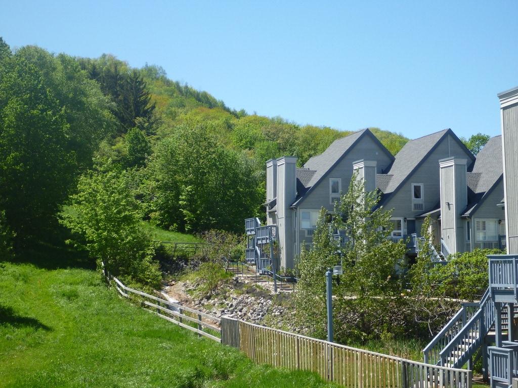 Blue Mountain Hillside Studio Loft