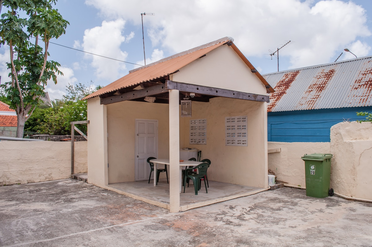 Double room in Centeral Willemstad