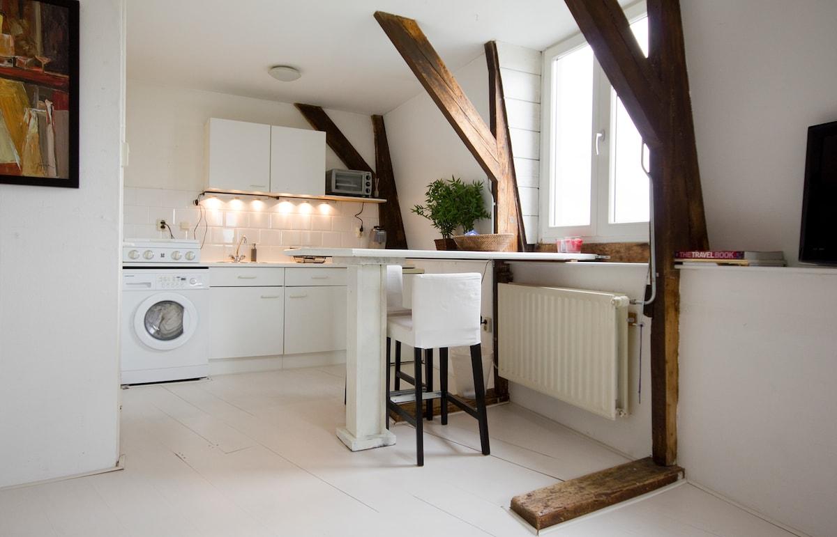 own kitchen