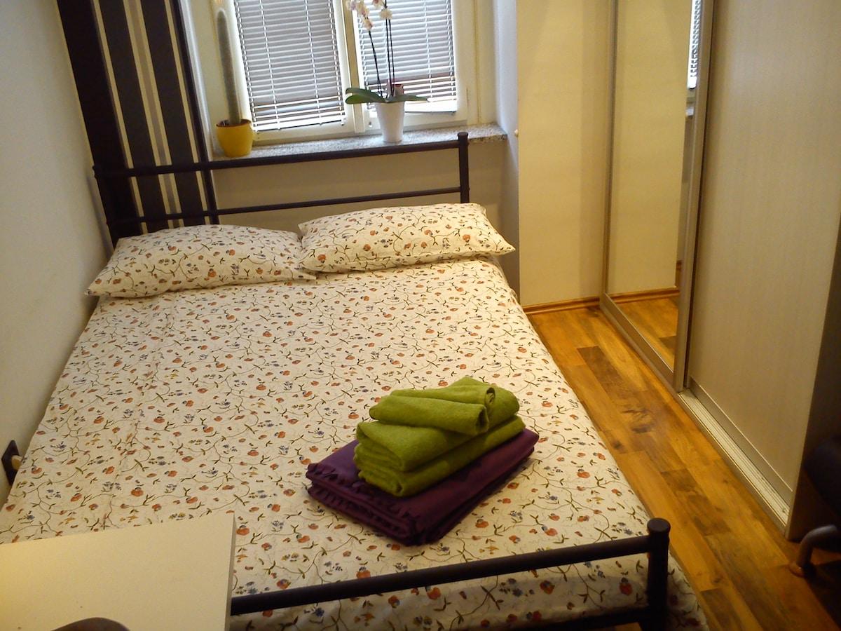 Rent a room in Rijeka city center