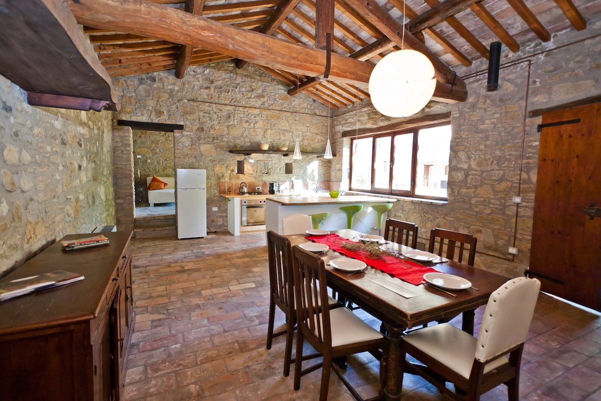 Umbrian Hideaway Caimel Guest house