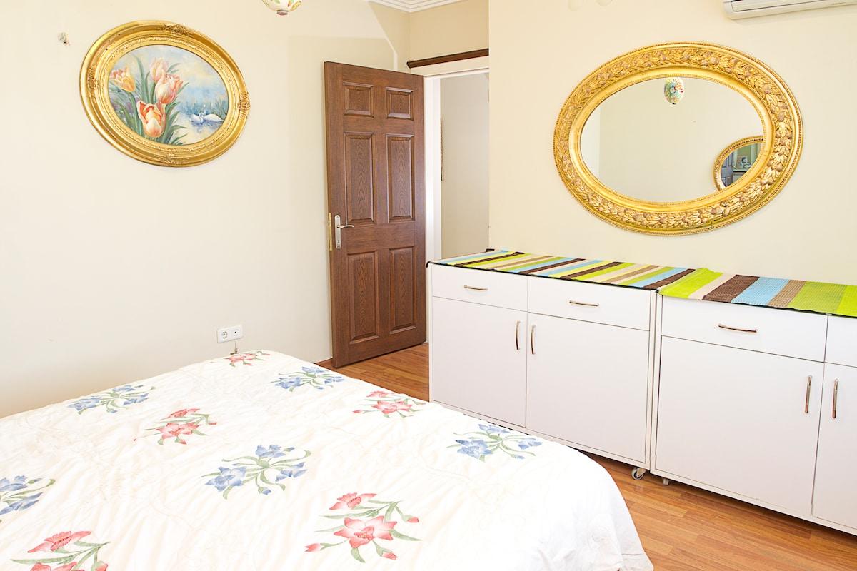 Luxury Apartment in Central Antalya