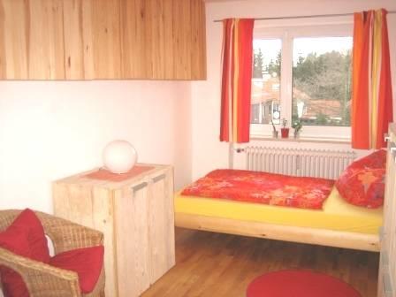 cozy bright room