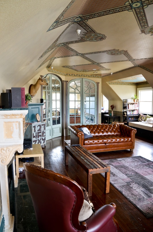 Victorian Penthouse Master Suite