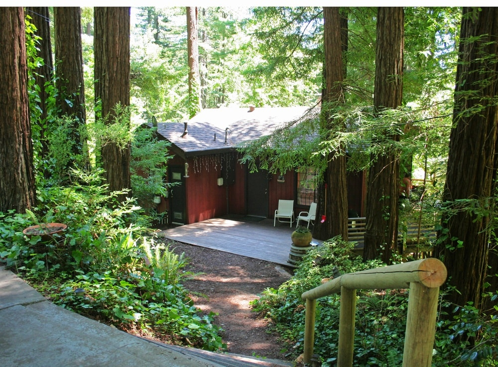 Sticks&Stones,Redwoods,HotTub 3for2