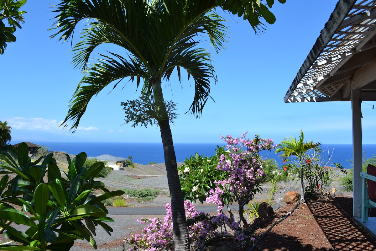 view from guest lanai, it doesn't get much better than this ;-)