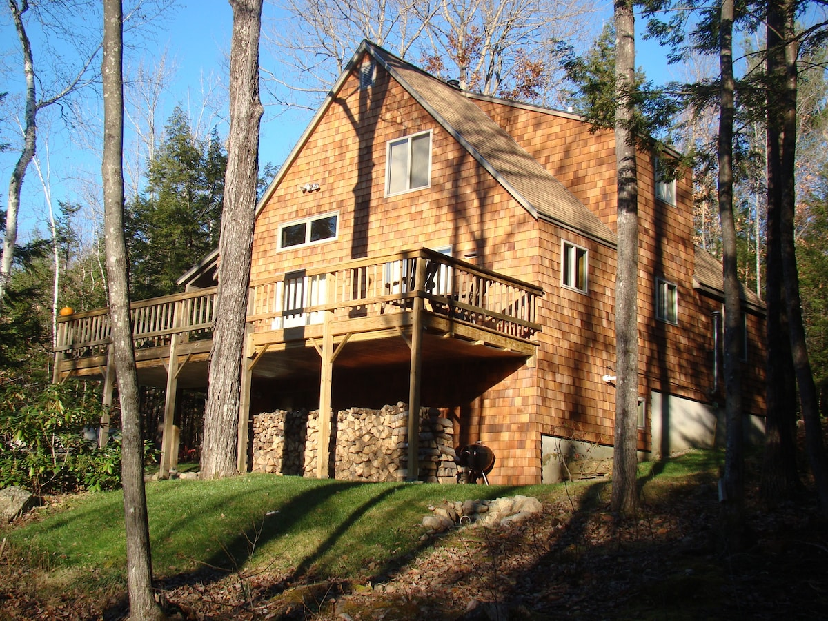 Private Setting near Jackson, NH!