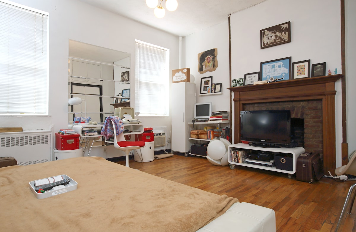 Entire Studio Apt. in East Village