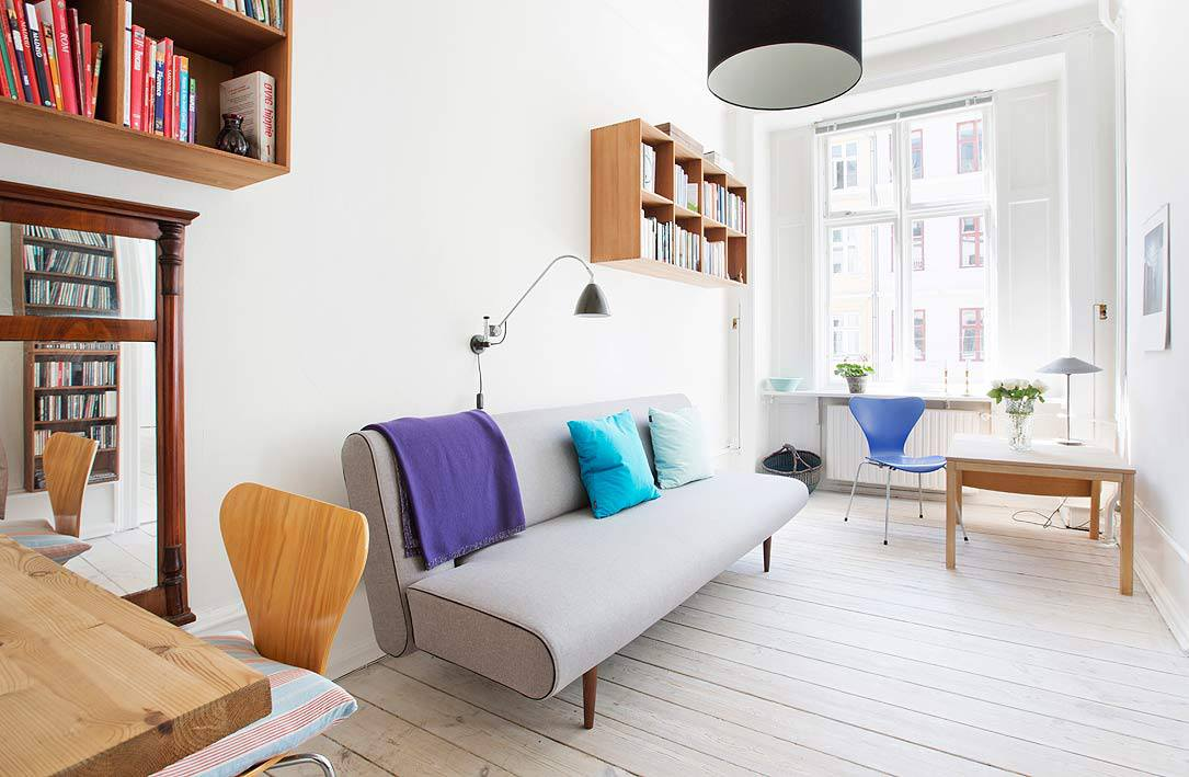 Bright room in central CPH