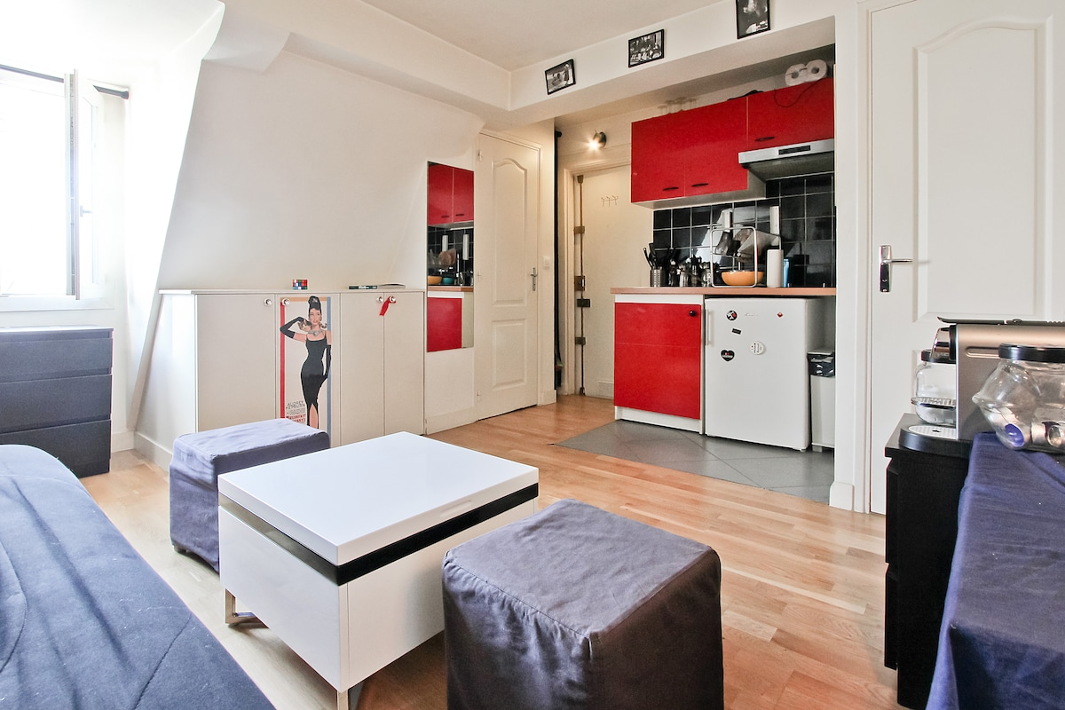 STUDIO IN THE HEART OF MARAIS !!!