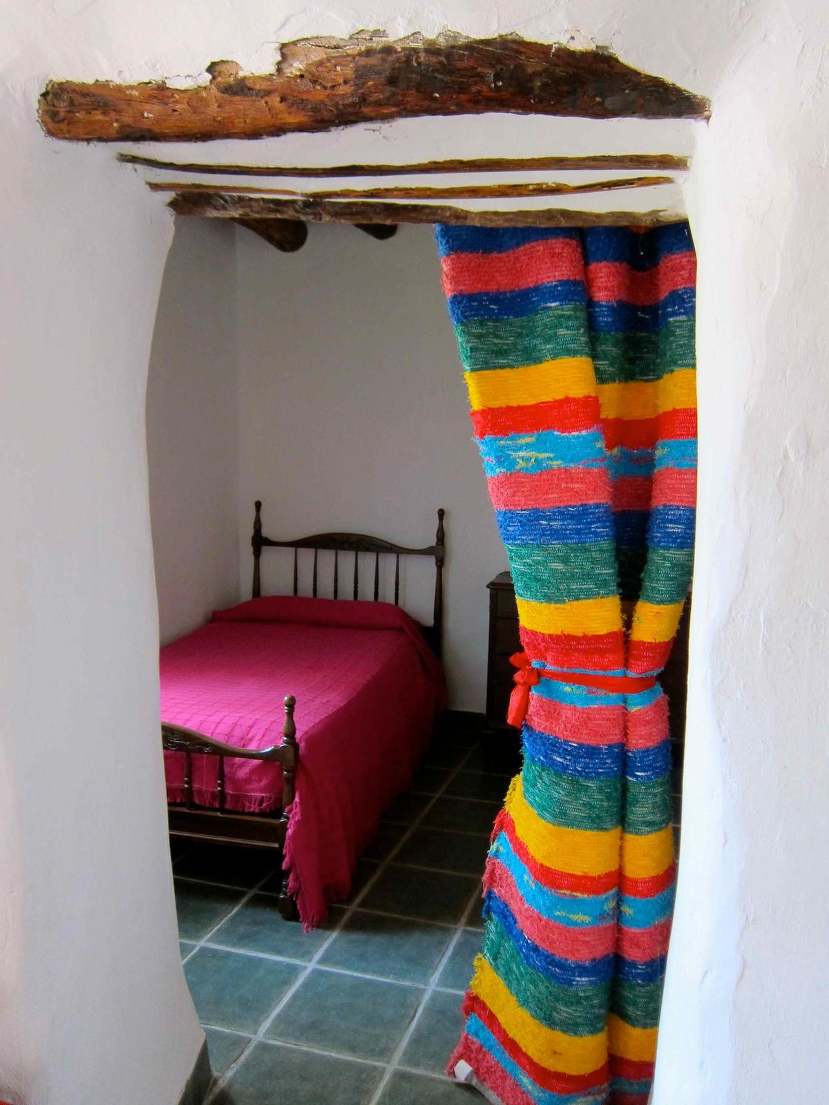 Twin bedroom/habitación 2 camas