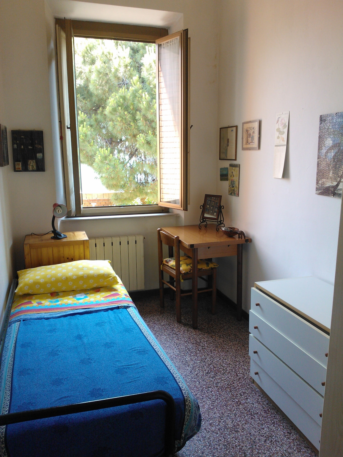 Single room in my house-Viareggio