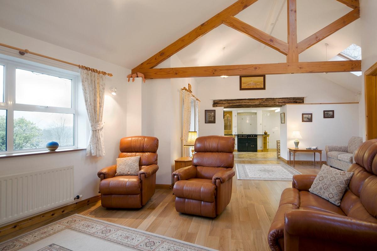 Luxury Lakeland cottage, Borrowdale
