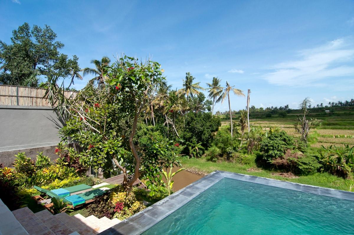 Le jardin de Bali (Chambre 2)
