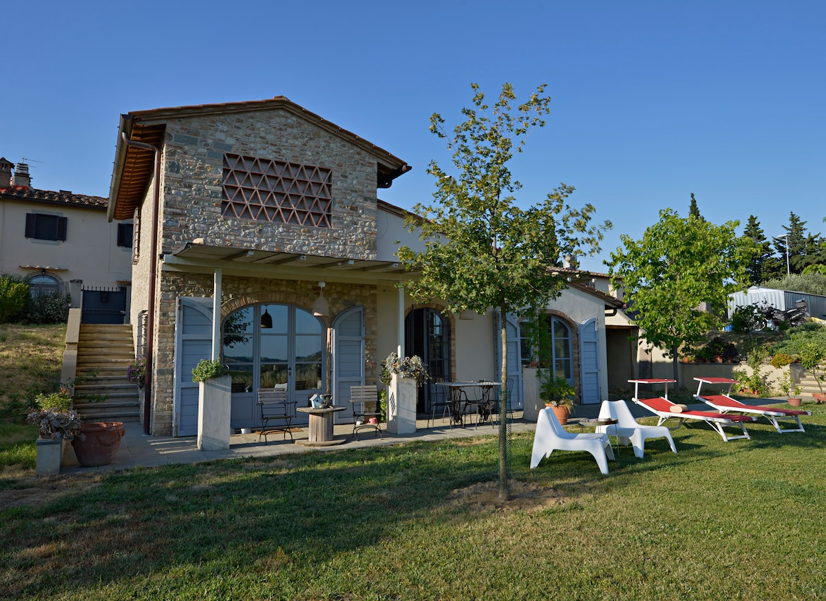 Charming house in the Chianti