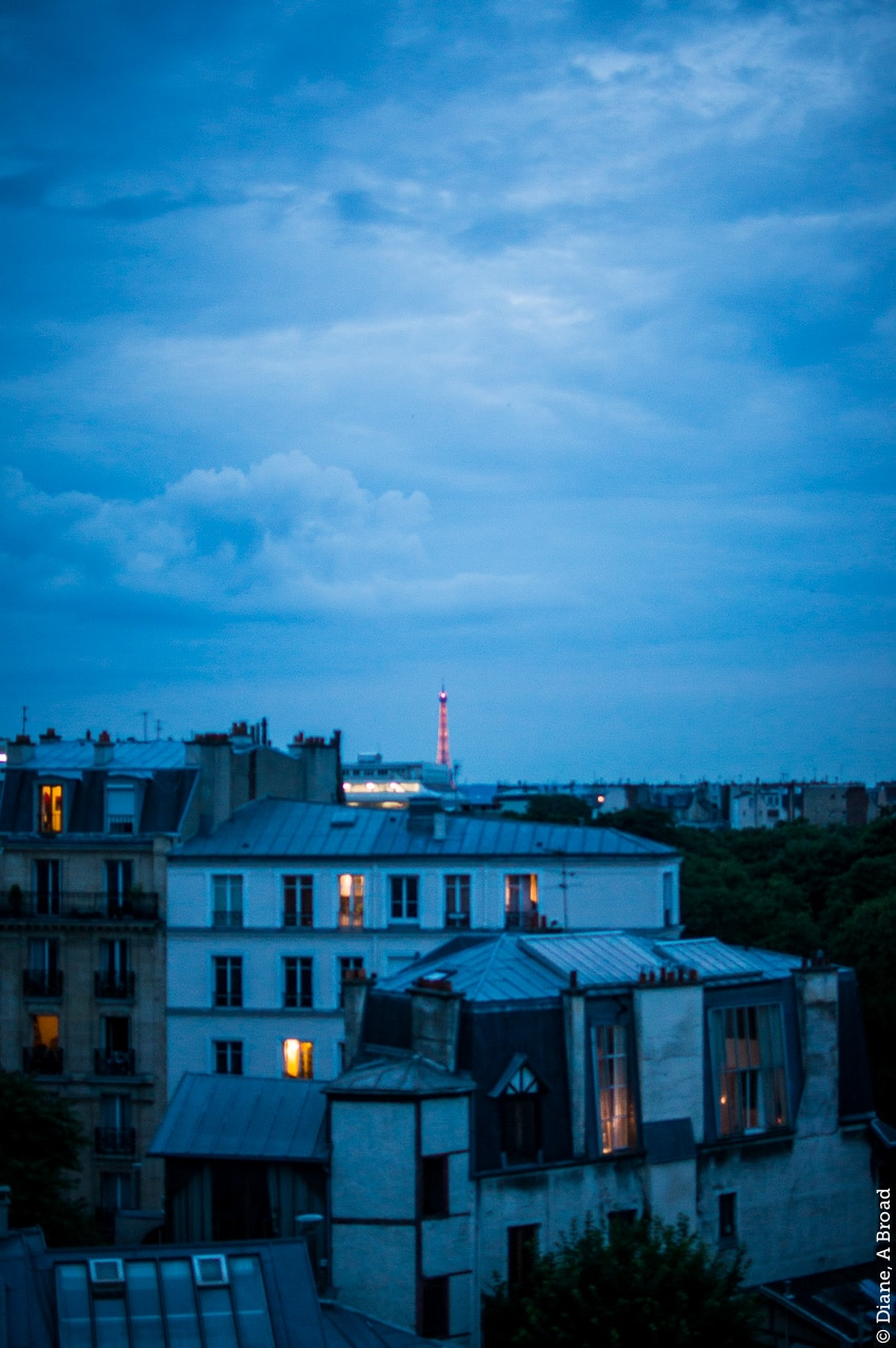 Tiny charming studio in Montmartre