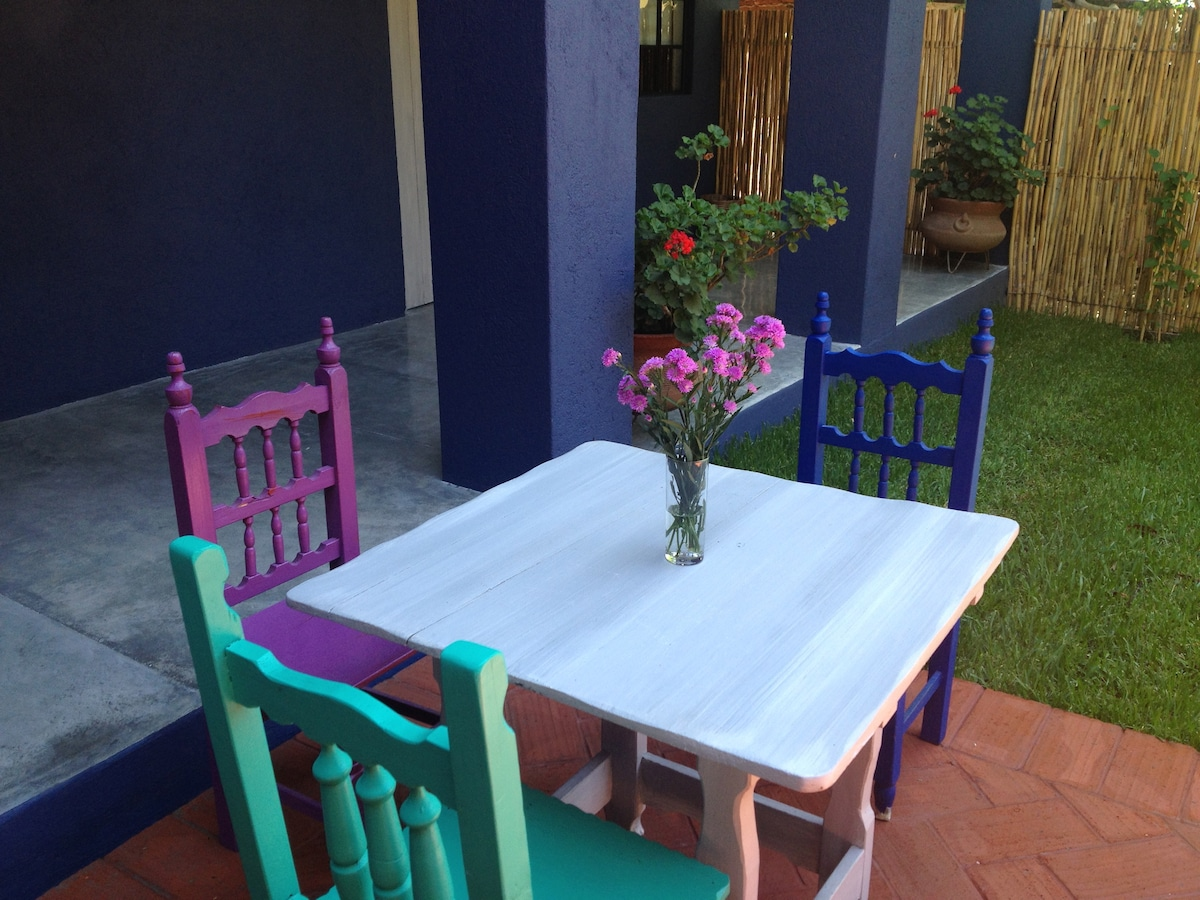 La Betulia Bed and Breakfast Oaxaca