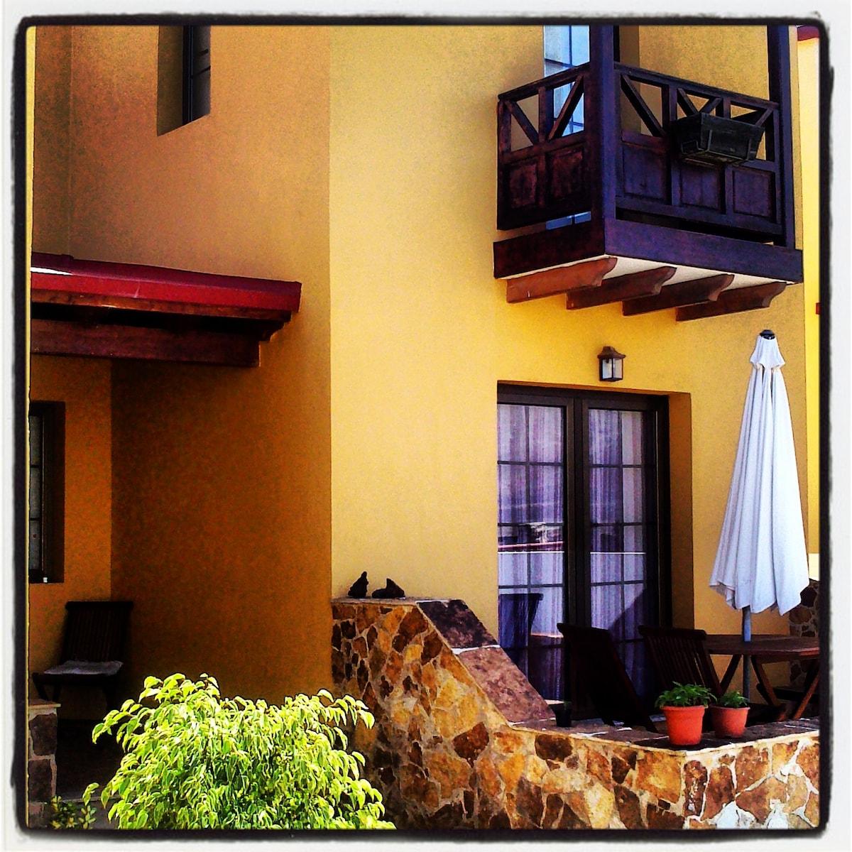 Your home in la Oliva. Enjoy it