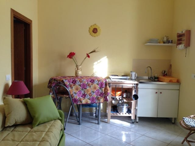 Appartment in the center of Sorrent