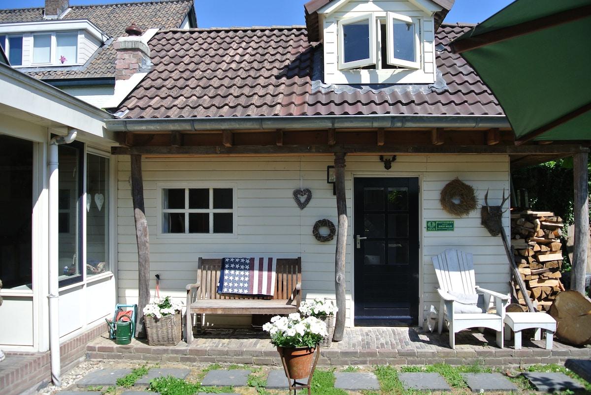 Bed & breakfast Cottage Oosterbeek.