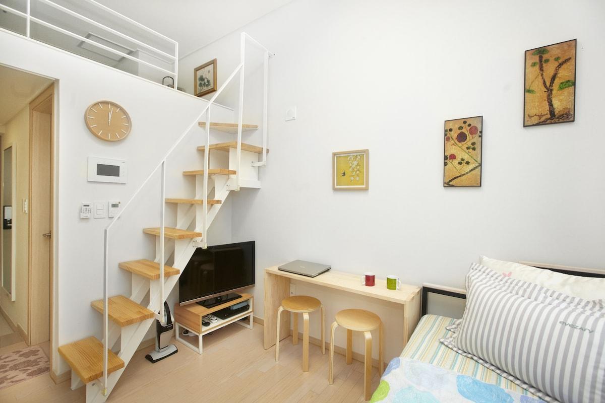 Ryan's Duplex / Hongdae & Itewon #1