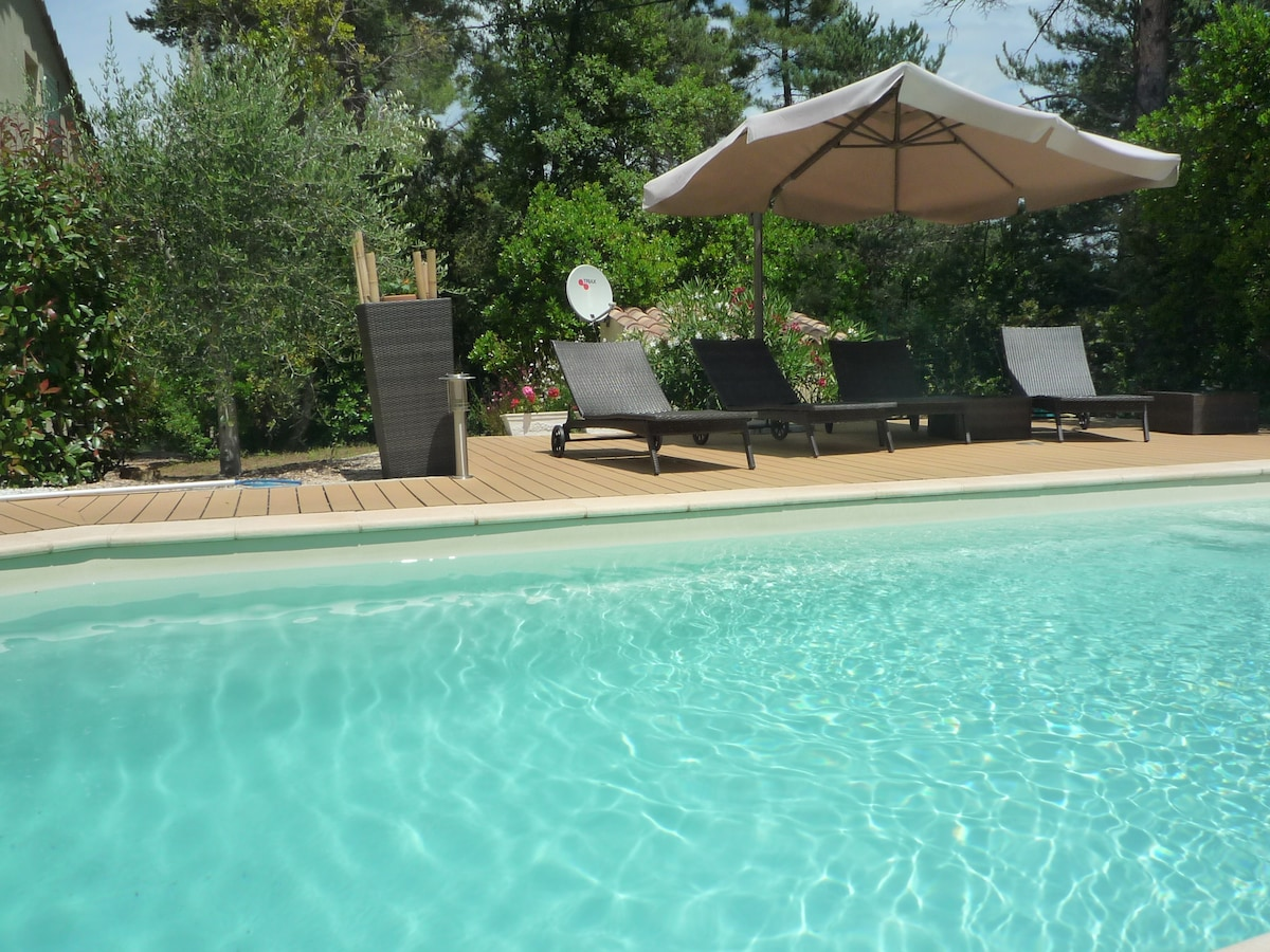 Villa in Var for 4 pers with pool