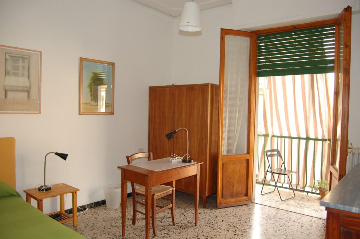 "Room "" Watercolour"" Casa Rosati"