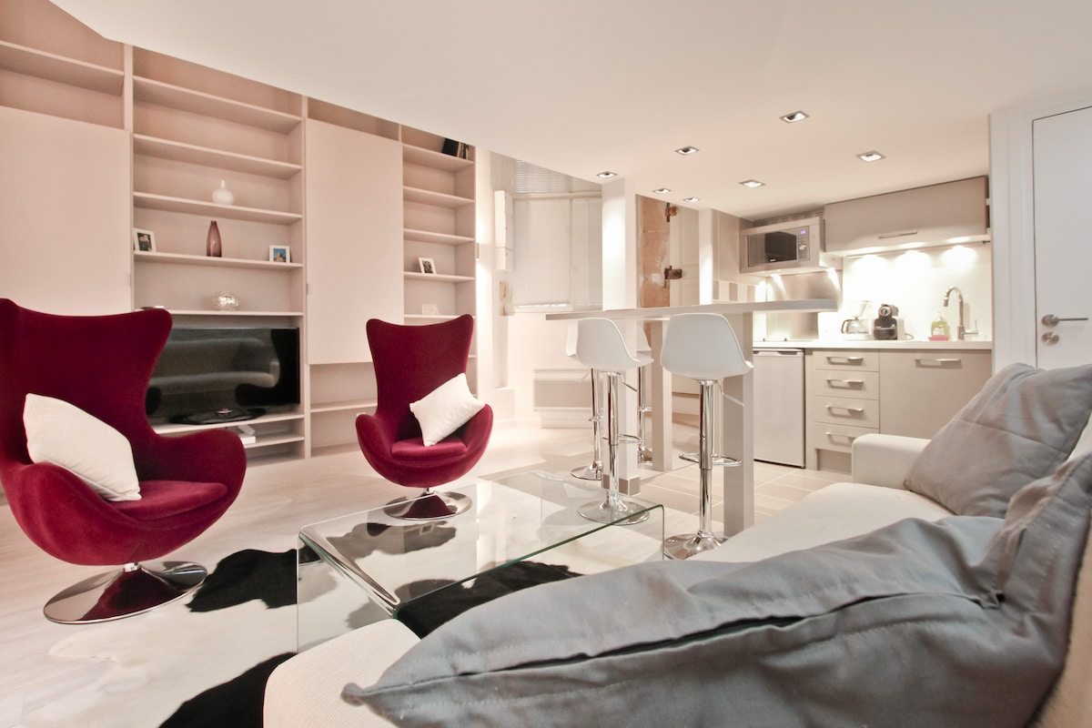 Exceptional 1 bedroom Le Marais