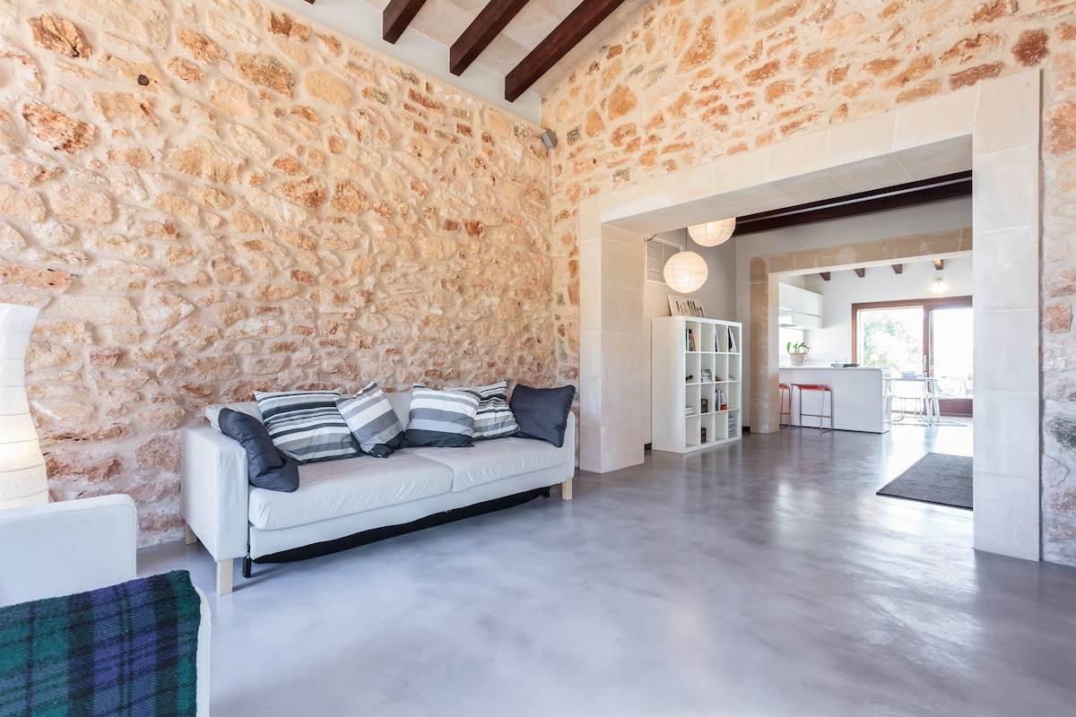 "Beautiful cottage ""Es Rafalet"""