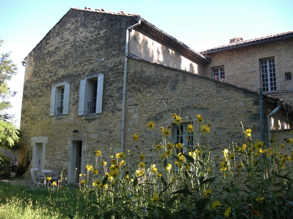 Apartment in a XVIIIe c. Bastide