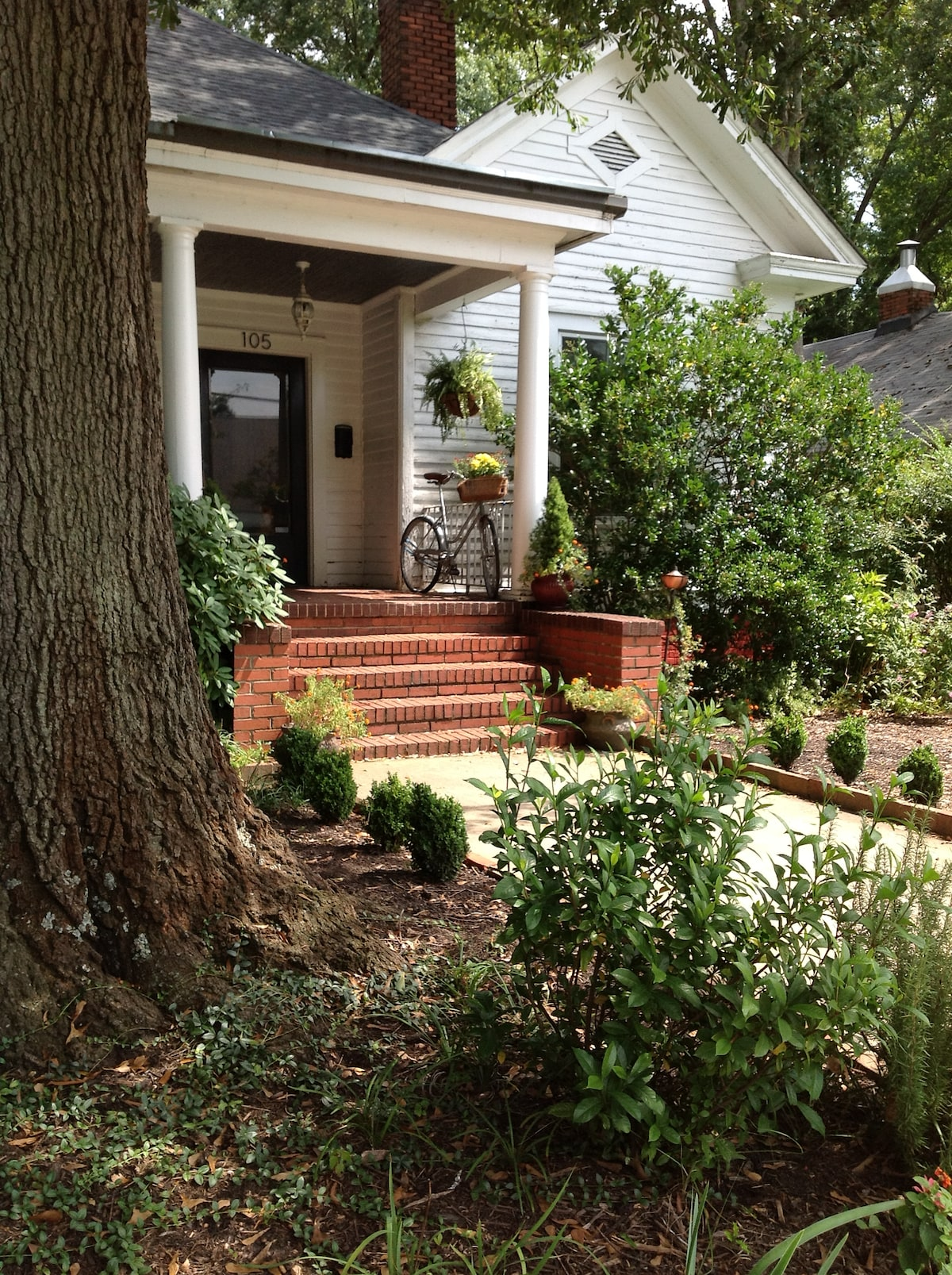 Urban Oasis with Southern Charm