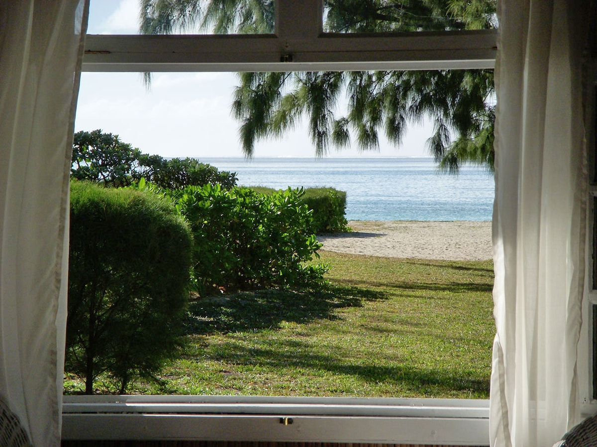 View from the Living and Bedroom windows