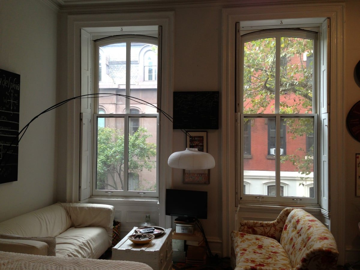 Rittenhouse Squared Pied a Terre