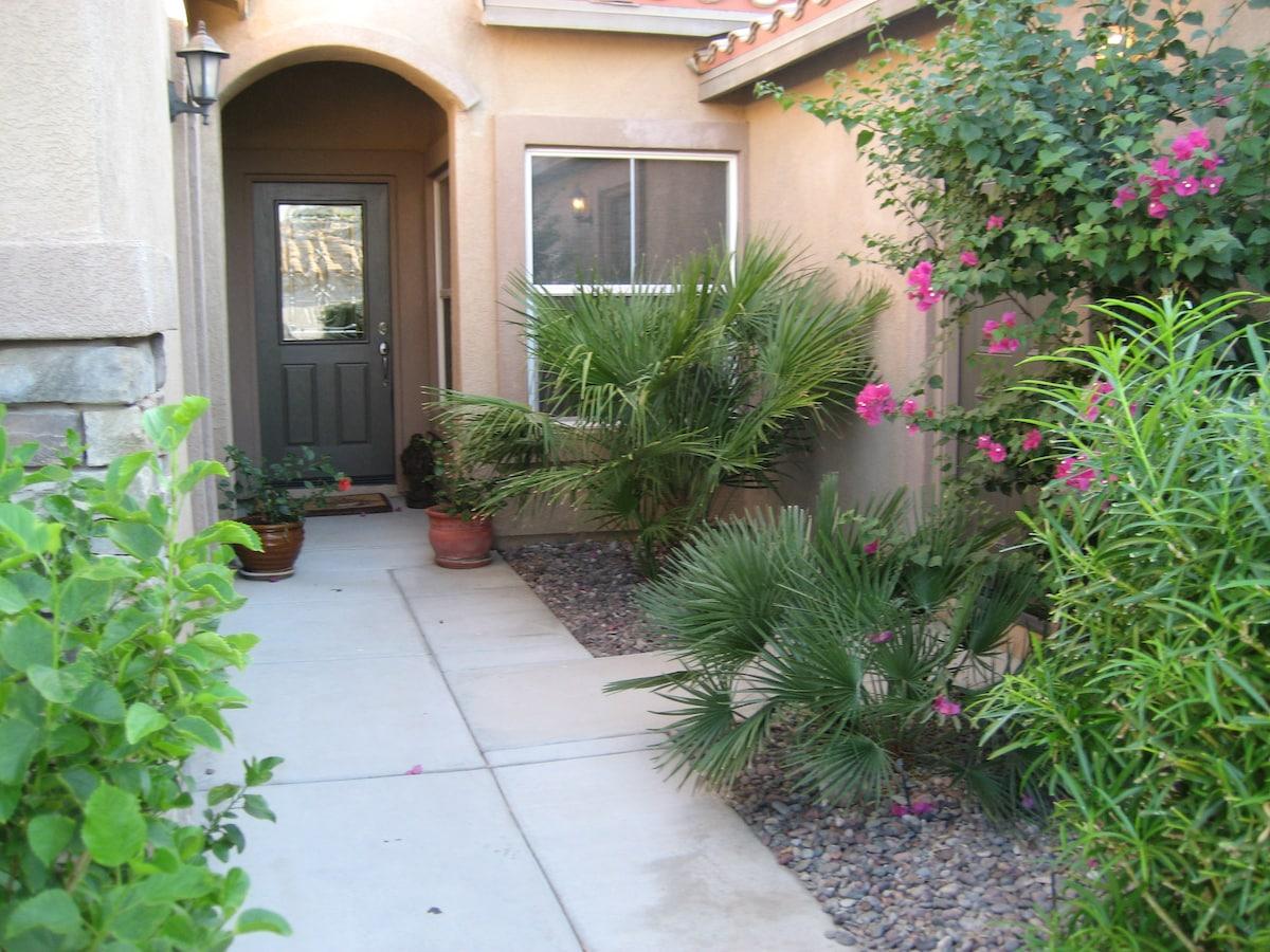 Private Casita in Palm Springs