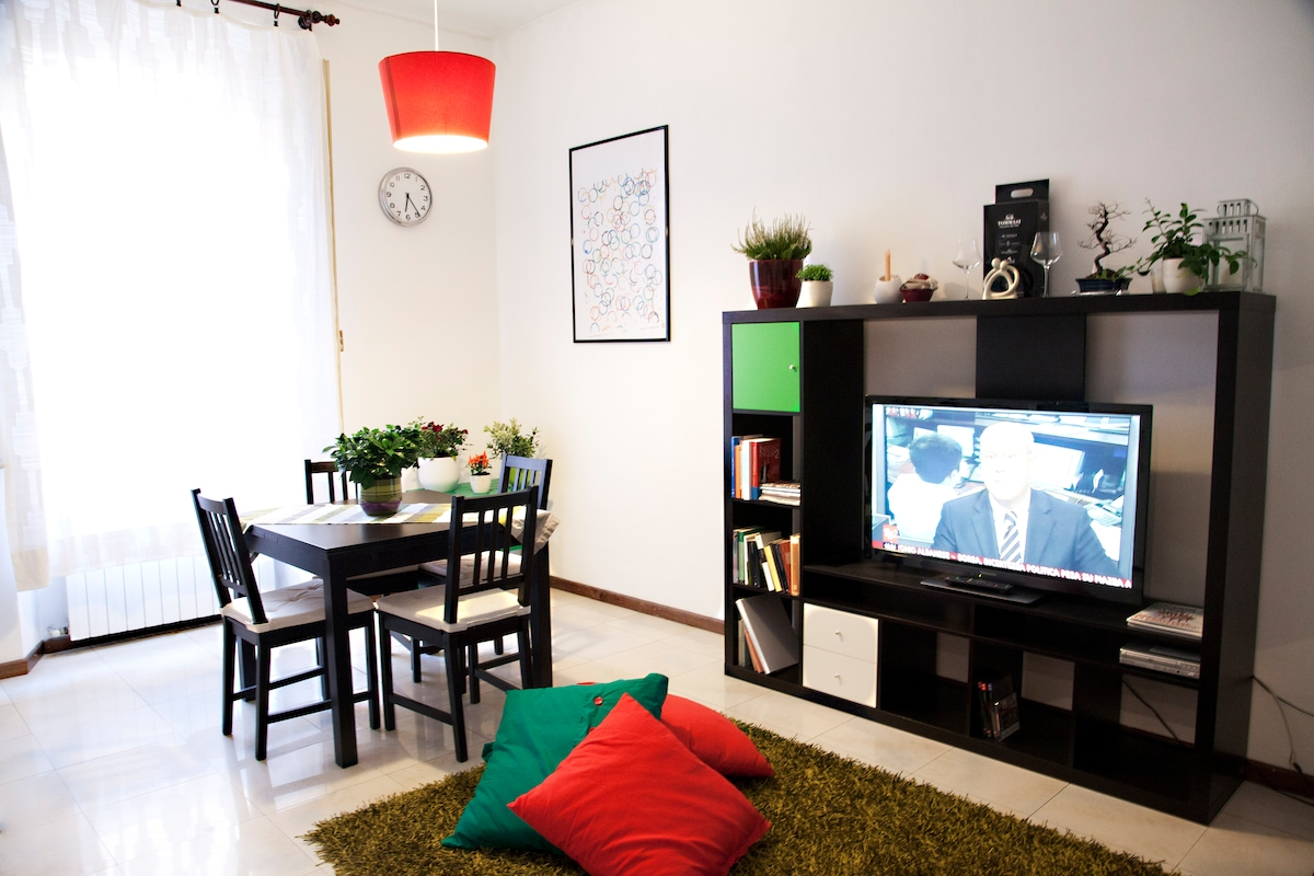Nice apartment in centre Milan