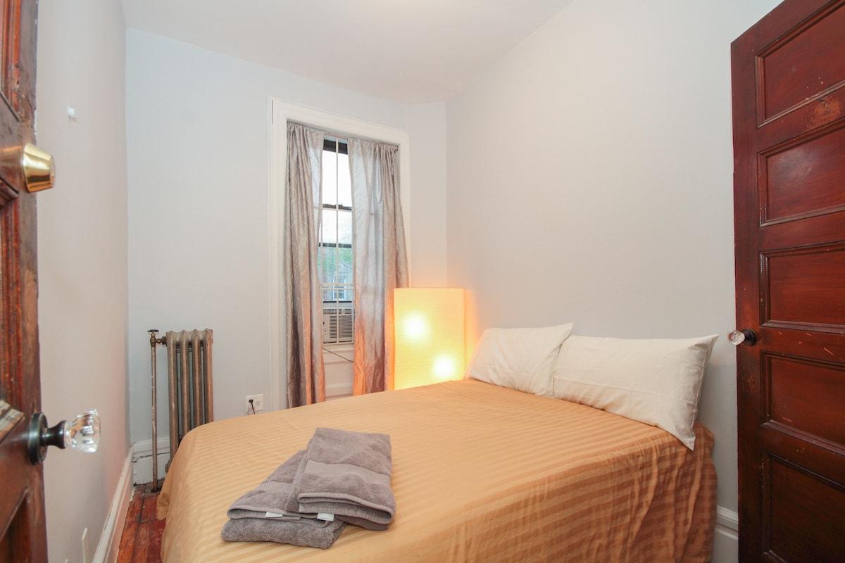Cozy room in house Harlem/Manhattan