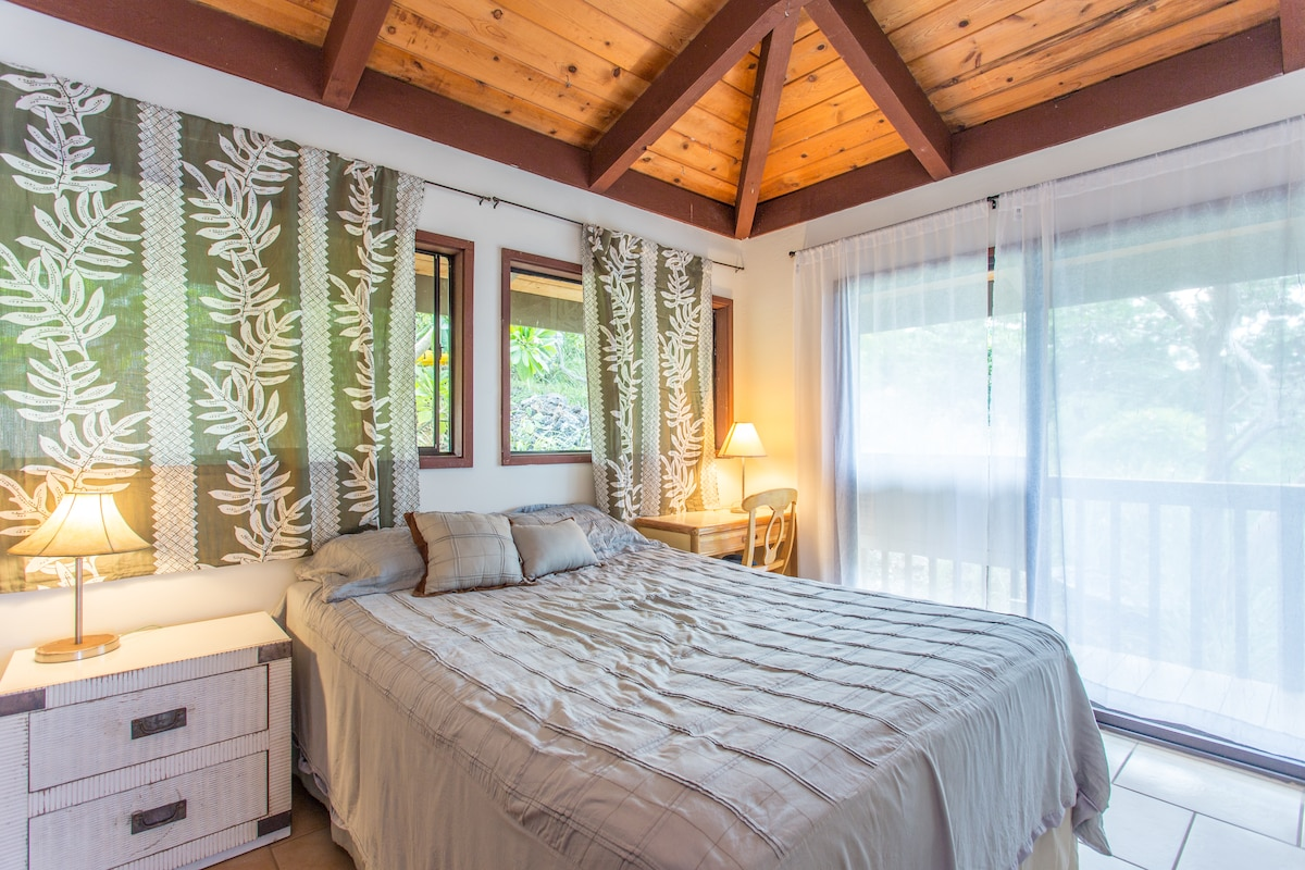 Peaceful House in Kona Paradise