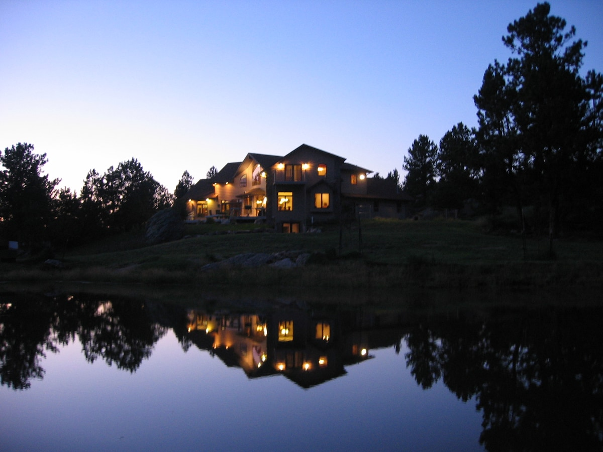 Stay & play in beautiful Custer SD!